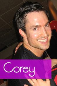 Dance Instructor Corey Solomon