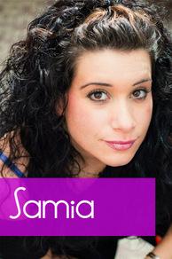 Samia salsa bachata dance instructor